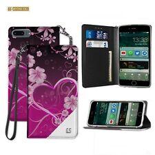 Wallet Case Infolio C For Apple iPhone 7 Plus, 8 Plus Rosy Heart