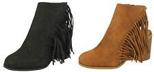 Damenschuhe mit Blockabsatz im Boots-Stil für Business-Anlässe