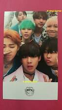BTS GROUP Official PHOTOCARD 4th Album IN THE MOOD FOR LOVE Photo Card ITMFL 단체