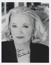 GENA ROWLANDS Signed 10x8 Photo THE NOTEBOOK & THE SKELETON KEY COA