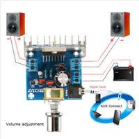 TDA7297 AC/DC 12V 2x15W Digital Audio Amplifier DIY 2 CH Channel Module Board