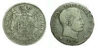 pci0416) Milano Napoleone I (1805-1814) Re d' Italia 1808  lira 1  Gig 149