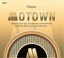 Various Artists Classic Motown 3 CD Set