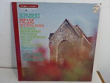 SCHUBERT Messe en mi bémol majeur Staatskapelle de Dresde dir SAWALLISCH 6500330