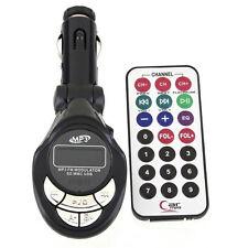 Modulateur Transformateur Emetteur sans fil FM MP3 USB pour Autoradio - 340