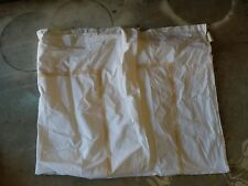 """Pottery Barn """"Grand Embroidered- Gold"""" Fabric Shower Curtain"""