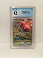 Vileplume GX Cosmic Eclipse 4/236 Pokemon Card Graded CGC Gem Mint 9.5 Slab