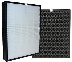 Comedes Ersatzfilterset passend für Philips AC3256/10, AC3259/10 und AC4550/10