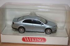 Wiking 00670329, VW Jetta, eisblau, neu, OVP