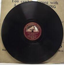 "DE GROOT : DESTINY / LA PALOMA 78rpm 10"" RECORD"
