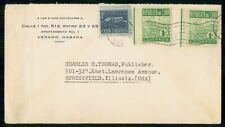 Mayfairstamps Habana 1952 Vedado to Springfield IL Cover wwi15831