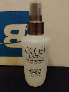 Morgan Taylor Accelerate Quick Dry Nail Spray 4oz
