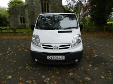 Diesel Nissan Commercial Vans & Pickups with 3-4 Seats