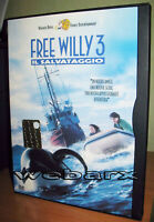 FREE WILLY 3 IL SALVATAGGIO DVD SNAPPER OTTIMO