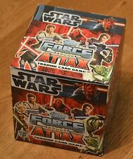 Force Attax Clone Wars Serie 3 1x Display 100 Booster - 500 Karten OVP Star Wars