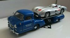 Cmc Mercedes Benz Transporter 1954 1:43 Scale Limited Edition