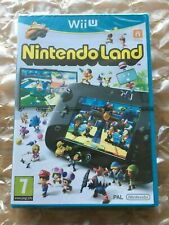 BRAND NEW FACTORY SEALED NINTENDO LAND FOR NINTENDO Wii U