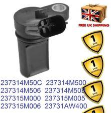 Camshaft Sensor for Nissan Primera 1.6 1.8 1999-07 237314M50C 237314M500