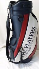 TPC Sawgrass The PLAYERS Championship Staff Bag (Extremely Rare) w/Rain Cover