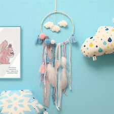 LED Dream Catcher Cloud Feather Dreamcatcher Girl Birthday Gift Baby Room Decor
