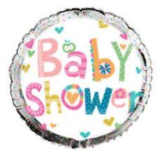 Baby Shower Foil Party Balloon 45 Cm 18 in Simon Elvin BRAND
