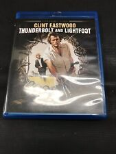 Thunderbolt and Lightfoot Twilight Time OOP Clint Eastwood Cimino Blu Ray