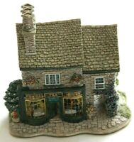 Lilliput Lane Kendal Tea House L799 complete with Deeds