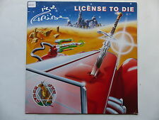 "MAXI 12"" 13th TRIBE License to die 2036716"