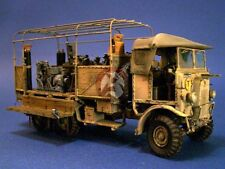 Resicast 1/35 Leyland Retriever REME Workshop Truck w/Machinery & Figure 351162