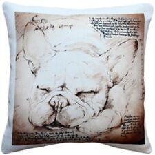 """New ListingFrench Bulldog Throw Pillow Gorgeous 17"""" x 17"""""""