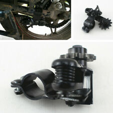 Motorcycle Dirt Pit Bike Adjustment Chain Tensioner Black High Strength Steel