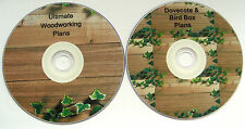 Shed Decking Woodworking Plans + FREE Dovecote & Bird Box Plans