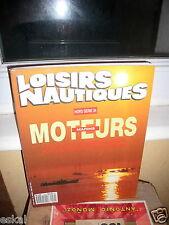 Loisirs Nautiques Hors Série 24 Mars 1989 : Moteurs Marins
