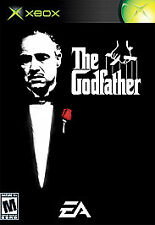 The Godfather: The Game (Microsoft Xbox) Disc Only, Tested, Fast Free Shipping!