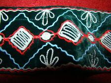 Vintage Ukrainian sash 1950 Poltava region