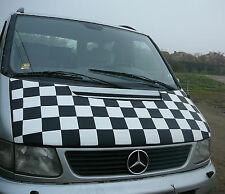 Bonnet Cover Bra for Mercedes Vito 1995-2003