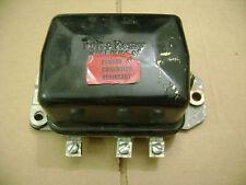 56-62 Ford Dodge car truck Delco Remy 12V voltage regulator 26-35amp 1119274E