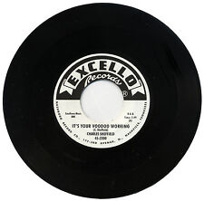 """CHARLES SHEFFIELD  """"IT'S YOUR VOODOO WORKING""""  R&B KILLER"""