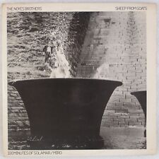 THE NOYES BROTHERS: Sheep From Goats OBJECT '80 Electronic Avant Garde Rock 2 LP