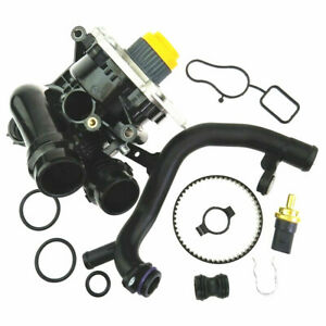 06H121026 Engine Water Pump Assembly Kit for VW Gol Audi A3 TT EA888 1.8T 2.0T