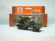 Roco Minitanks - Camion MAN LARS 2 WEGMANN réf. 504 militaire NBO HO 1/87