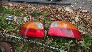 Honda Crx Delsol Rear Lights 92-2000