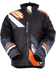 New Men's Arctiva Comp Jacket ~ Orange ~ XL ~ # 3120-1593