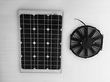 Amtrak Solar 35 Watt Solar Attic Fan, 25 years warranty, Most powerful fan