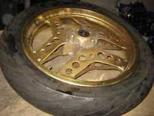 """Cerchi da moto in oro diametro 16"""""""