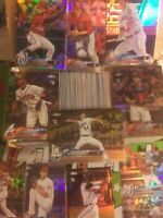2018 TOPPS CHROME COMPLETE REFRACTOR SET (1-200) ACUNA,TORRES,OHTANI,DEVERS@MORE