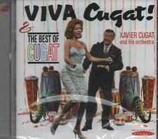 XAVIER CUGAT - VIVA CUGAT! / THE BEST OF CUGAT - NEW CD!!