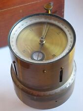 "Antique german Surveyor Cross Head compass ""Passier& Son. Freiberg.Sa."