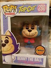 Funko Pop Vinyl Top Cat Benny The Ball Chase 280
