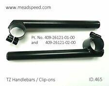 TD3 Clip-ons, TD2 Clip ons, Yamaha TZ250 Clip on, TZ750 Handlebar, TZ350 Clip on